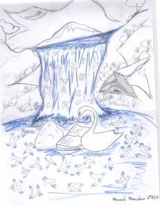 Ilustración Blog Laguna de Libros Manuel Monsalvo 3
