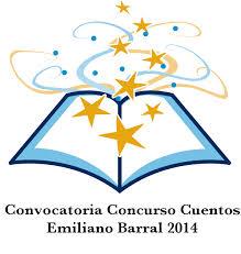 Logo Concurso Cuentos Emiliano Barral 2014