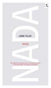 Nada Janne Teller Portada