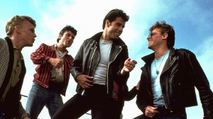 Look greasers John Travolta Grease