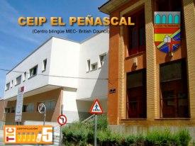 portada CEIP El Peñascal