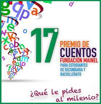 XVII Premio Cuentos Fundación Mainel
