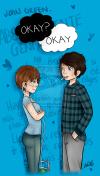 Charlan Gus y Hazel
