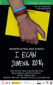 I ECAN Encuentro cultural anual de novela