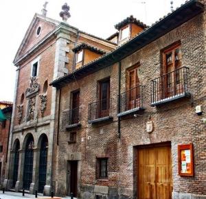 Iglesia y convento Trinitarias Descalzas de San Ildefonso, Madrid