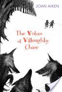 Portada en inglés Los lobos de Willoughby Chase