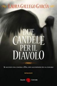 Portada italiana Due candele per il Diabolo