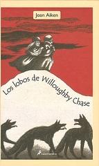 Portada Los lobos de Willoughby Chase