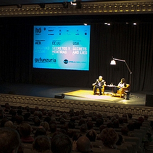 Programa Festival Internacional Letras Bilbao 2014