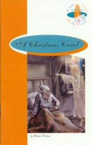 Portada A Christmas Carol Burlington Books