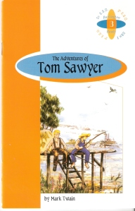 Portada The Adventures of Tom Sawyer