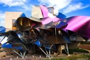 Hotel y bodega Marqués de Riscal. Gehry