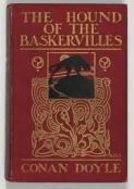Portada 1902 El sabueso de los Baskerville Conan Doyle