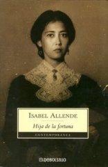 Portada de Hija de la fortuna Isabel Allende Debolsillo