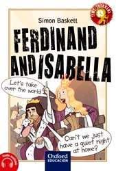 Portada Ferdinand and Isabella