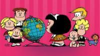Viñeta Mafalda y sus amigos