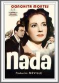 Cartel de la versión cinematográfica de Nada