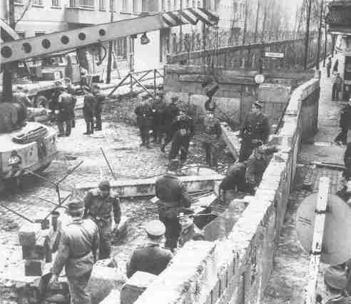 Construcción del Muro