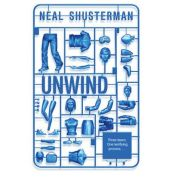 Portada Neal Shusterman Unwind