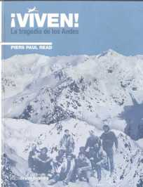 Portada Viven La tragedia de los Andes