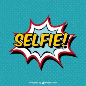 La palabra selfie