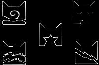 Símbolos de los clanes