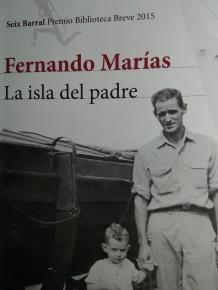 Portada Fernando MArías La isla del padre