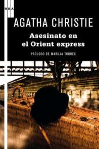 Portada Agatha Christie Asesinato en el Orient Express RBA 2011
