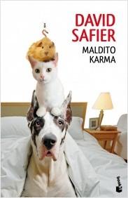 Portada David Safier Maldito karma Bolsillo Tapa dura