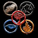 Símbolos de las facciones