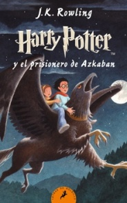 Portada Bolsillo Harry Potter y el prisionero de Azkaban