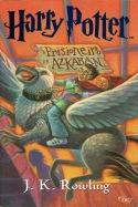 Portada en portugués HarryPotter e o prisioneiro de Azkaban