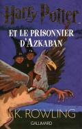 Portada Harry Potter et le prisonnier d´Azkaban