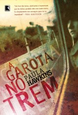 Portada La chica del tren en portugués de Brasil