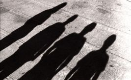 Sombras de personajes