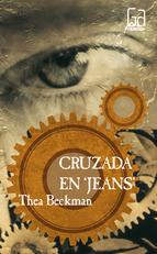 Portada Cruzada en jeans de Thea Beckam
