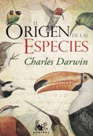 Portada El origen de las especies Charles Darwin