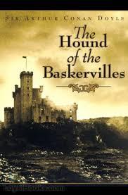 Portada The Hound of the Baskerville Sir Arthur