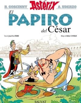 Astérix El papiro del César