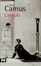 Portada Albert Camus Calígula