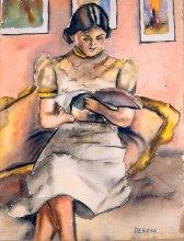 mujer-sentada-leyendo