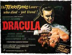 cartel-pelicula-dracula-christopher-lee
